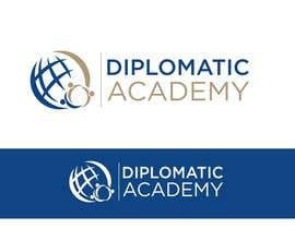 #309 for Design a Logo for Diplomatic Academy by TOPSIDE
