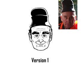 #50 for Design a head-only caricature of a legend! af PPGrafico