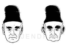 #21 for Design a head-only caricature of a legend! af Vesle