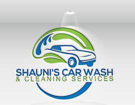 #204 for cash wash logo by ra3311288