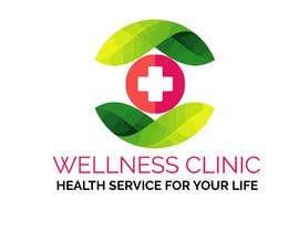 Nurgraphix07 tarafından Logo for Wellness Clinic için no 100