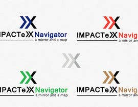 #10 untuk Logo Design for IMPACTeX Navigator (Career Guidance Assessment) oleh sunnnyy