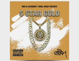 #27 for 5Star Gold Single Cover by imranislamanik