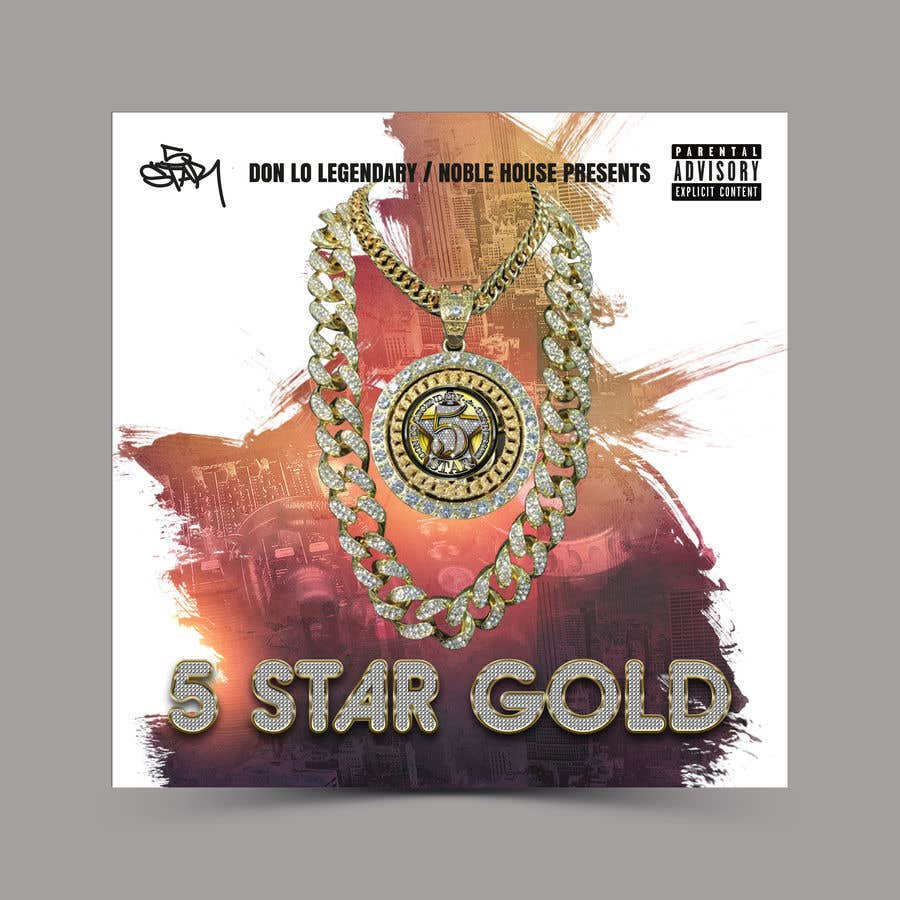 Bài tham dự cuộc thi #                                        28                                      cho                                         5Star Gold Single Cover