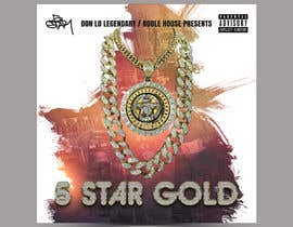 #28 for 5Star Gold Single Cover by imranislamanik
