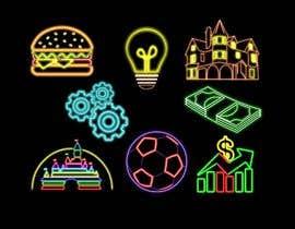 #8 for Need 8 Icons by haidarhashim