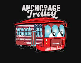 MdRobiulHOssin tarafından T-shirt.design.American-Trolley-flag için no 104