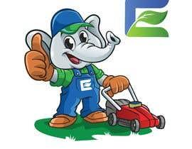 #69 cho Lawn care company cartoon elephant mascot bởi ronieyob