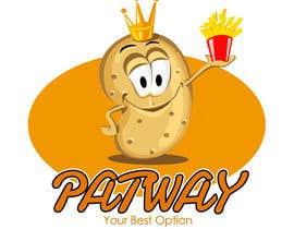 #74 untuk Logo for fast-food company oleh dpradobetancourt