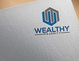 #52 cho Design a Logo for Financial Literacy Business Named: Wealthy Majority bởi mdsagarit420