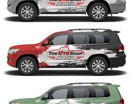 #67 для Vehicle signage/graphic design от prdrpos