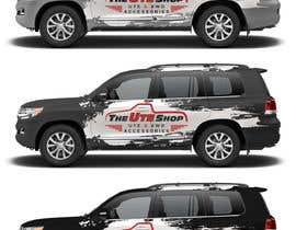 #71 для Vehicle signage/graphic design от prdrpos