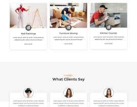 ha4168108 tarafından Build an advertising one-pager website for a craftsman offering repair services called Fixxblitz için no 20