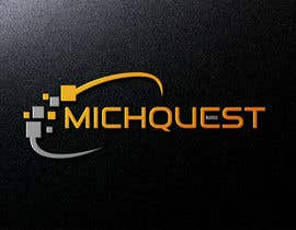 #24 cho MICHQUEST I am putting together a incubator for entrepreneurs/start up businesses that have very innovative minds and I am looking for a logo that has a tech feel, but it's all based around the name MICHQUEST bởi nazmunnahar01306