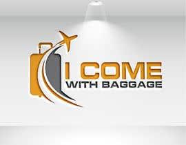 #289 для I Come with Baggage (Logo) от mdhabibullahh15