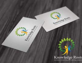 #45 for Logo Design for Knowledge Roots af saiyoni