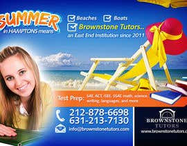 #24 untuk Advertisement Design for Brownstone Tutors oleh creationz2011