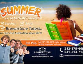#29 untuk Advertisement Design for Brownstone Tutors oleh creationz2011