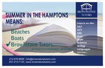 Contest Entry #17 for Advertisement Design for Brownstone Tutors