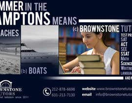#26 untuk Advertisement Design for Brownstone Tutors oleh dewanshparashar