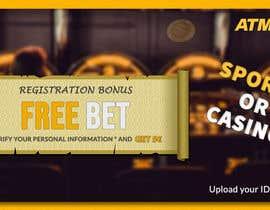 Nro 46 kilpailuun Graphic Designer for Registration Bonus käyttäjältä mdmohiuddin22