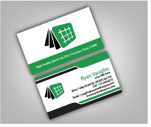Konkurrenceindlæg #                                        18                                      for                                         Business Card Design
