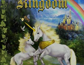 #38 for Illustrate Something for Unicorn Kingdom cover by lovepit01
