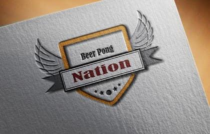 Nro 40 kilpailuun Design a Logo for a beer pong company. käyttäjältä sandrazaharieva