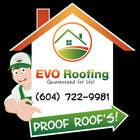 Graphic Design Entri Peraduan #27 for Lawn sign for Roofing company