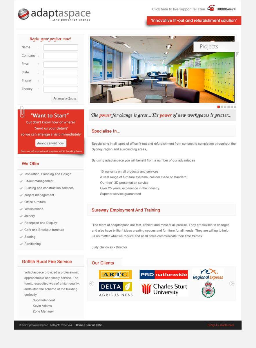 Konkurrenceindlæg #                                        20                                      for                                         Graphic Design for Landing Page