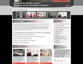 #7 para Graphic Design for Landing Page por anjaliarun09