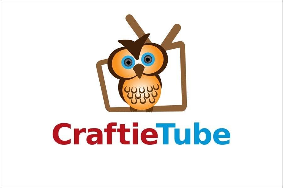 Konkurrenceindlæg #                                        12                                      for                                         Logo Design for Craft Tutorial Site