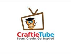 #36 para Logo Design for Craft Tutorial Site por iakabir
