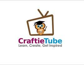 #44 for Logo Design for Craft Tutorial Site af iakabir