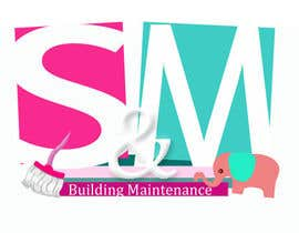 #18 untuk Logo for S&M Building Maintenance business card oleh jaysonnosyaj