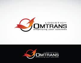 nº 18 pour Logo Design for International Logistics Company - OMTRANS par tomasarad