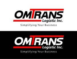 nº 6 pour Logo Design for International Logistics Company - OMTRANS par Qomar