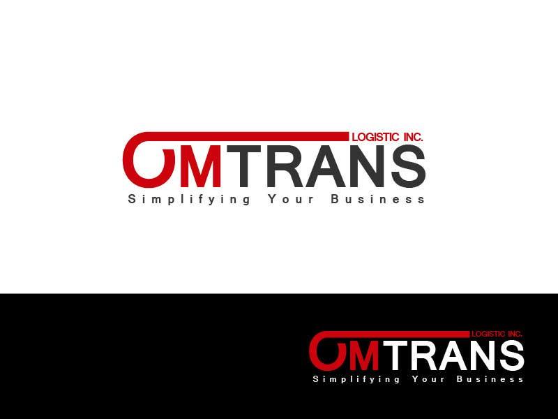 Contest Entry #                                        9                                      for                                         Logo Design for International Logistics Company - OMTRANS