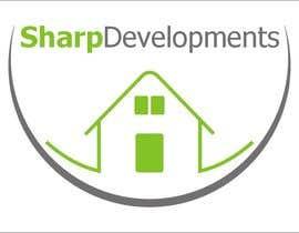inspiringlines1 tarafından Design a Logo for Sharp Developments için no 7