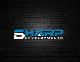nº 321 pour Design a Logo for Sharp Developments par GoldSuchi