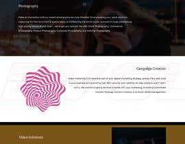 #4 for Web Page Design - redesign Services page for photography business by ranye92