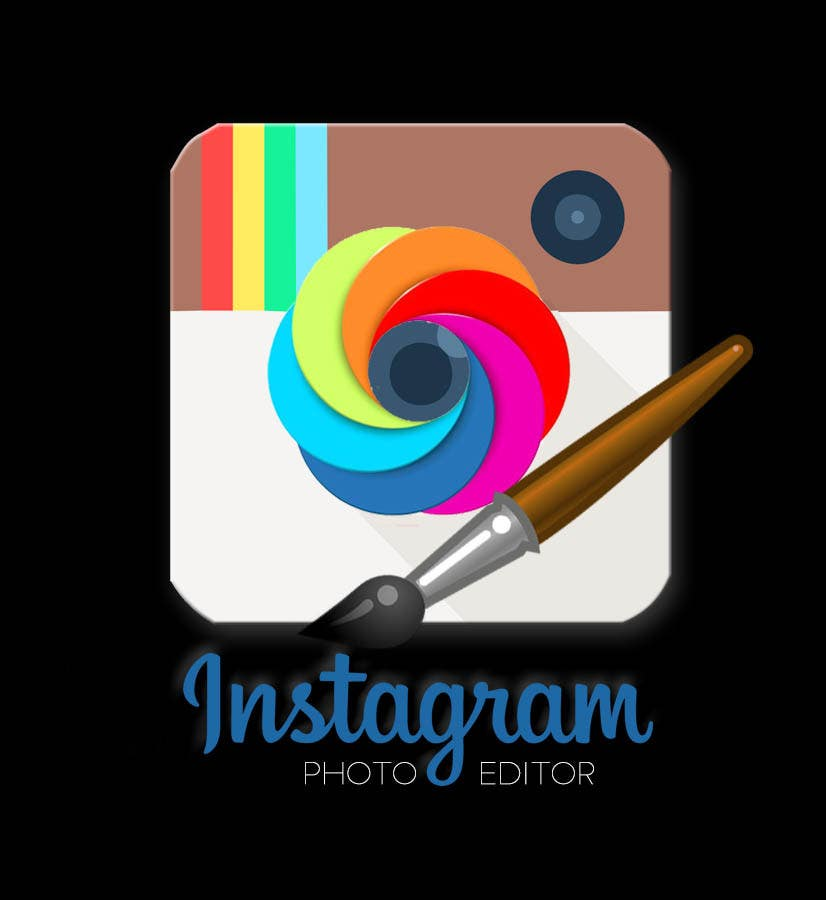 Contest Entry #13 for Design a Logo for Instagram Photo Editor