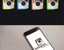 #10 untuk Design a Logo for Instagram Photo Editor oleh vdragoiu