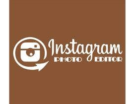 nº 4 pour Design a Logo for Instagram Photo Editor par AndriiOnof