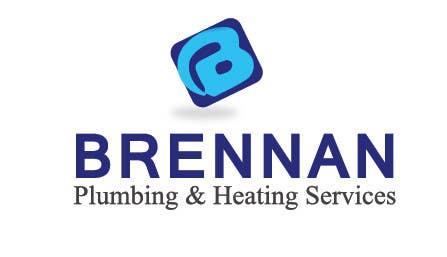 Konkurrenceindlæg #                                        44                                      for                                         Design a Logo for Brennan  Plumbing & Heating Services