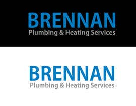 #8 cho Design a Logo for Brennan  Plumbing & Heating Services bởi gssakholia11