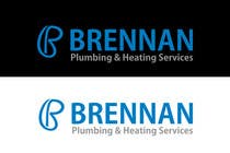 Graphic Design Konkurrenceindlæg #58 for Design a Logo for Brennan  Plumbing & Heating Services