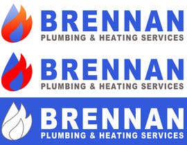 #52 for Design a Logo for Brennan  Plumbing & Heating Services af DaoMingMing