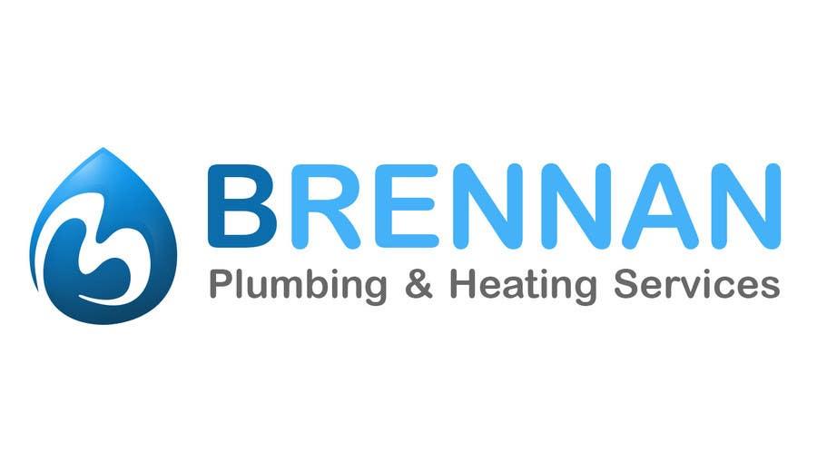 Konkurrenceindlæg #                                        42                                      for                                         Design a Logo for Brennan  Plumbing & Heating Services
