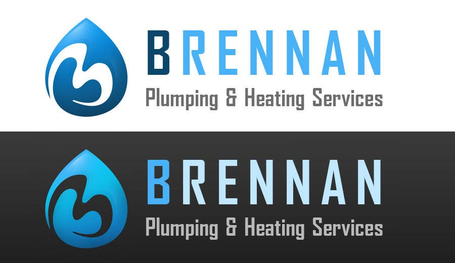 Konkurrenceindlæg #                                        51                                      for                                         Design a Logo for Brennan  Plumbing & Heating Services